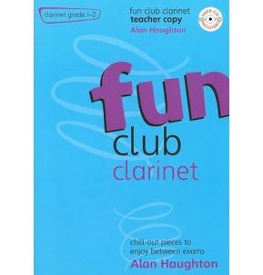 Fun Club Clarinet - Grade 1-2 (Teachers Copy) with CD