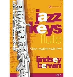 Jazz Keys Flute - Level 2