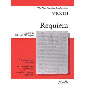 Giuseppe Verdi: Requiem (Vocal Score)