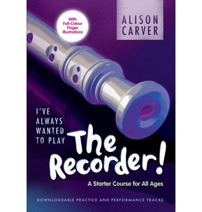 I've Always Wanted To Play The Recorder!