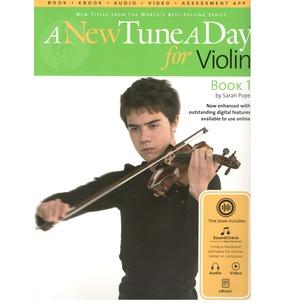 A New Tune A Day For Violin - Book 1