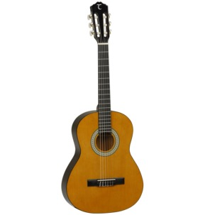 Tanglewood Discovery Classical DBT 34 NAT 3/4 Size Classical Nylon Guitar