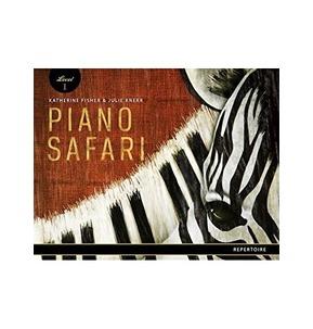 Piano Safari Repertoire Book 1
