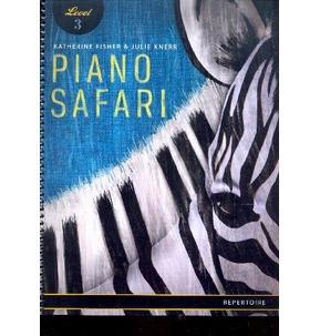 Piano Safari: Repertoire Book 3