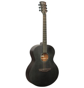 Faith Naked Neptune Electro Acoustic Guitar - Black Stain  incl Gig Bag