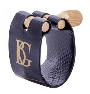 BG Flex Fabric Ligature - Alto Sax - Gold