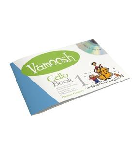Vamoosh Cello Book 1 with CD