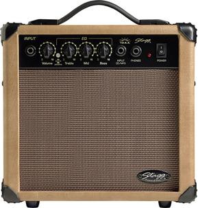 Stagg 10AA 10 Watt Guitar Acoustic Amp