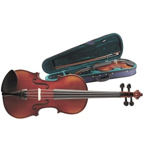 Stagg Maple Violin with shaped Case