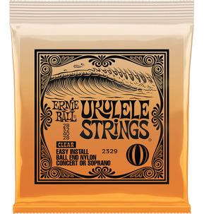 Ernie Ball Nylon Ball End Ukulele Strings Soprano/Concert