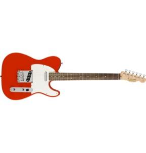 Fender Squier Affinity Series Telecaster, Race Red, Laurel