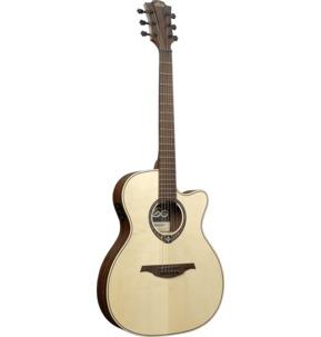 Lag Tramontane 270 T270ASCE Auditorium Slim Cutaway Electro Acoustic Guitar
