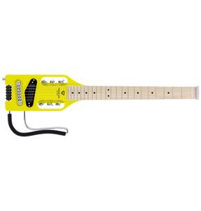 Traveler Guitar Ultra-Light Electric Travel Guitar, Electric Yellow