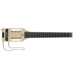 Traveler Guitar Ultra-Light Classical Nylon Travel Guitar, Maple