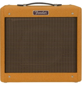 Fender Pro Junior IV Lacquered Tweed Guitar Amplifier Combo