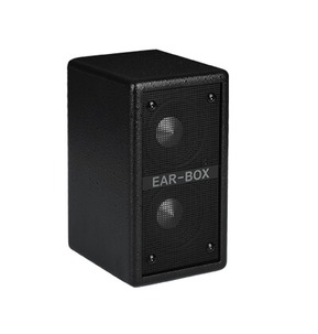 Phil Jones Bass Ear-Box EB-200 Monitor Loudspeaker, Black