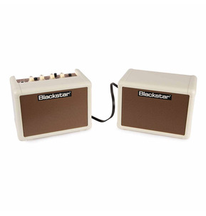 Blackstar FLY 3 Mini 2x3 Acoustic Guitar Amplifier Combo Stereo Pack