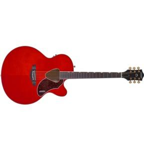 Gretsch G5022CE Rancher Jumbo Cutaway, Savannah Sunset Electro Acoustic Guitar