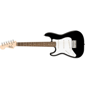 Fender Squier Mini Stratocaster Left-Handed, Black, Laurel
