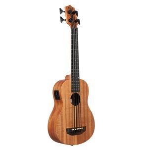 Kala Nomad Electro Acoustic U-Bass Ukulele & Case
