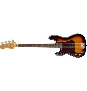Fender Squier Classic Vibe '60s Precision Bass 3-Colour Sunburst Left-Handed Electric Bass Guitar