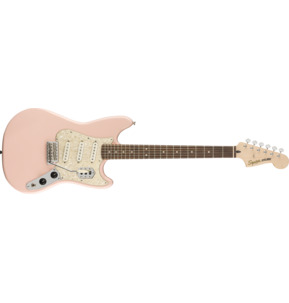 Fender Squier Paranormal Cyclone Shell Pink Electric Guitar