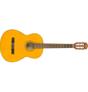 Fender ESC-105 Classical Nylon Guitar - 4/4, Slim Nut