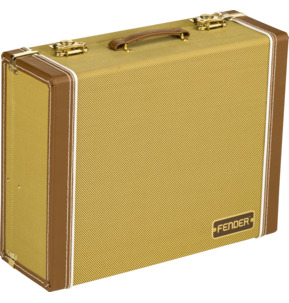 Fender Classic Series Tweed Pedalboard Case, Small