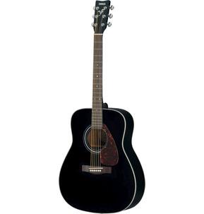 Yamaha F370 Acoustic Guitar - Black