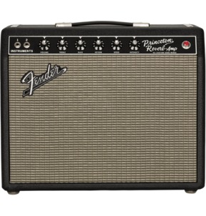 Fender '64 Custom Princeton Reverb USA Handwired Guitar Amplifier Combo