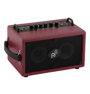 Phil Jones Bass Double Four BG-75 Professional Mini Bass Combo Amplifier, Red