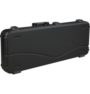 Fender Deluxe Molded Acoustasonic Case, Black