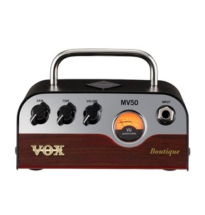 Vox MV50 Boutique Nutube Guitar Amplifier Head