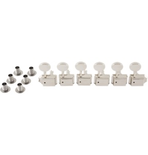 Fender ClassicGear Tuning Machines, Chrome