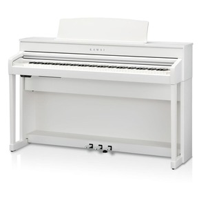 Kawai CA79 Digital Piano - Satin White - Free Home Installation