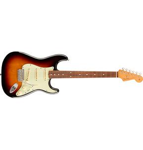 Fender Vintera '60s Stratocaster 3-Colour Sunburst Electric Guitar & Case