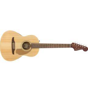 Fender Sonoran Mini 3/4 With Case, Natural, Nato