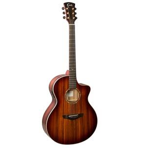 Faith FNCEBMB Blood Moon Neptune Cutaway Electro Acoustic Guitar & Hard Case