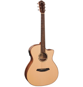 Rathbone No.3 R3SKCE Grand-Auditorium Electro Acoustic Guitar