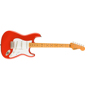 Fender Squier Classic Vibe '50s Stratocaster Fiesta Red Electric Guitar