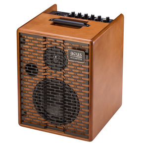 Acus Sound Engineering One ForStreet Acoustic Guitar Amplifier - Wood