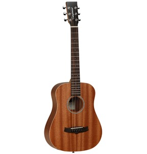 Tanglewood Winterleaf TW2 T Acoustic Travel Guitar & Deluxe Gig Bag