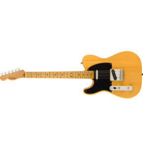 Fender Squier Classic Vibe '50s Telecaster Left-Handed, Butterscotch Blonde, Maple