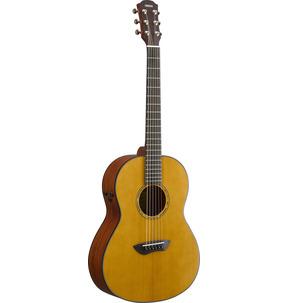 Yamaha CSF-TA TransAcoustic Electro Acoustic Guitar - Vintage Natural