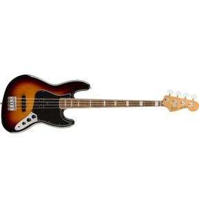 Fender Vintera '70s Jazz Bass, 3-Colour Sunburst, Pau Ferro
