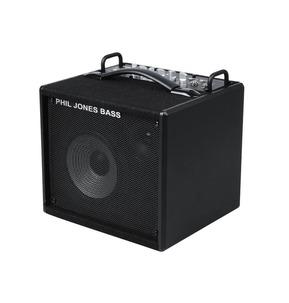 Phil Jones Bass Micro 7 Light And Portable Mini Bass Combo Amplifier, Black