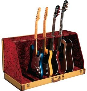 Fender Stage Seven Case Stand, Tweed