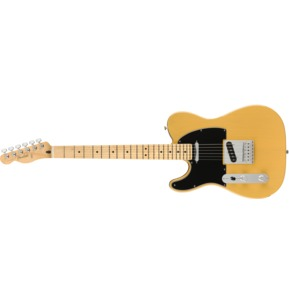 Fender Player Telecaster Left-Handed, Butterscoth Blonde, Maple