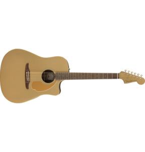 Fender California Redondo Player Bronze Satin Electro Acoustic Guitar