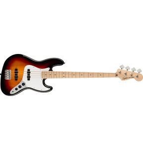 Fender Squier Affinity Series Jazz Bass 3-Colour Sunburst Electric Bass Guitar
